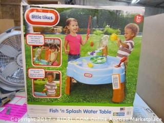 Little Tikes Fish n Splash Water table Please Preview