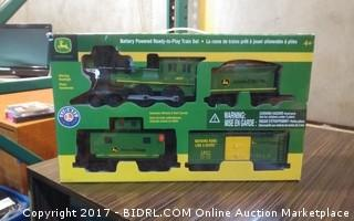 Lionel Battery Powered Train Please Preview