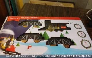 Mota The Holiday Express Please Preview