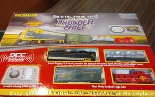 Bachman Thunder Chief Please preview