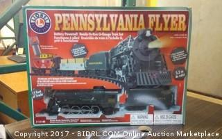 Lionel Pennsylvania Flyer Please Preview