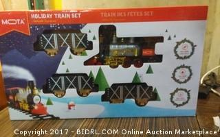 Mota Holiday Train Please preview