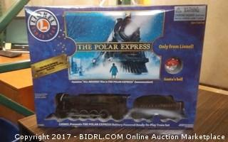 Lionel The Polar Express Please Preview