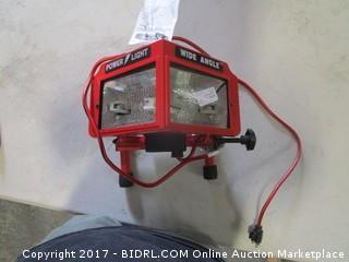 Wide Angle Power Light