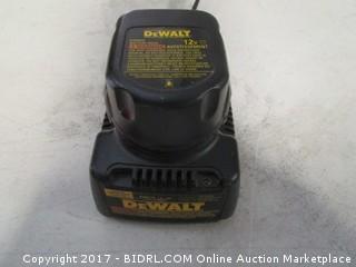 Dewalt 12V Battery and Charger