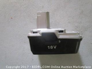Osh 18V Battery