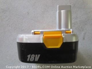 Shop Series 18V Battery