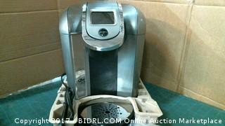 Keurig Hot Coffee Maker Please Preview