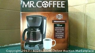 Mr Coffee Maker Please Preview