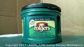 Folgers Decaf