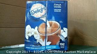 Delight French Vanilla