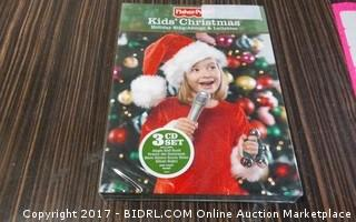 Kids Christmas 3 CD Set