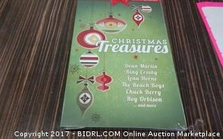 Christmas Treasures 2 CD Set