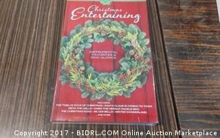 Christmas Entertaining 4 CD Set