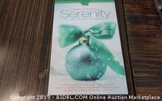 Christmas Serenity 4 CD Set