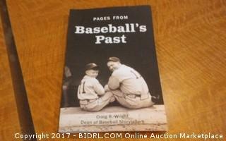 Baseball's Past