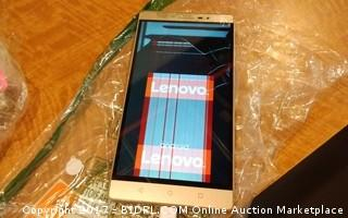 Lenovo Powers on, No Cords, Locked Screen Please Preview