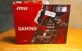 MSI Gaming M5 Please Preview