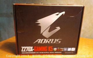 AORUS Gaming Please Preview