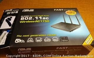 ASUS Dual Band Gigabit Router Please preview