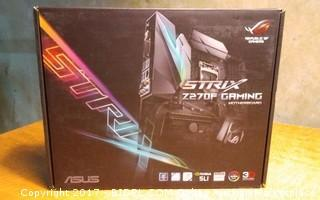 StriX Gaming Motherboard Please Preview