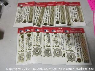 Metallic Body Jewelry