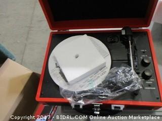 Victrola Portable Bluetooth Turntable