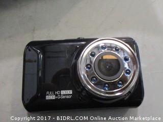 Ful HD Car DVR