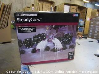 LED Light Show Steady Glow Please preview