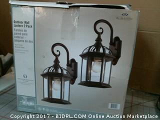 Outdoor Wall Lanterns Please Preview