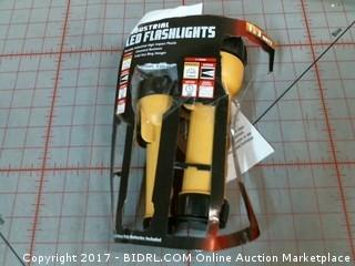 LED Flashlight Please Preview