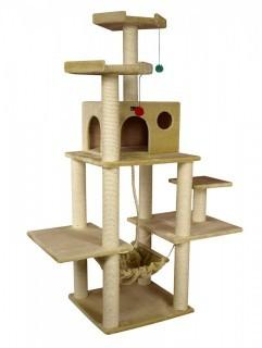 Armarkat Cat tree Furniture Condo (Retail $111.00)