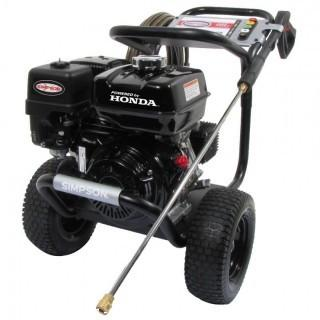 SIMPSON Cleaning PS4033 Powershot 4000 PSI Gas Pressure Washer Powered by Honda GX270 Engine (Retail $627.00)