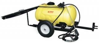 SMV INDUSTRIES 40Gal Dlx Trail Sprayer (Retail $634.00)