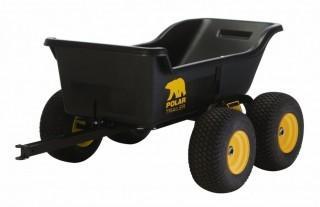 Polar Trailer 8261 HD 1200 Tandem Axle Utility Cart (Retail $636.00)