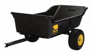 Polar Trailer HD 1500 Heavy Duty Utility and Hauling Cart (Retail $488.00)