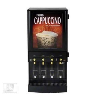 Curtis - Four Flavor Café Primo Cappuccino System (Retail $2,124.00)
