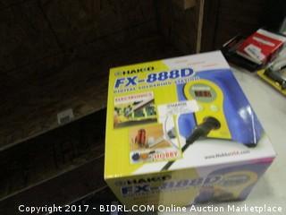 FX-888D Digital Soldering Stand