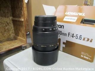 Tamron LD Macro 1:2 Camera Lens