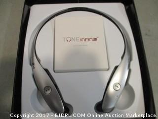 LG Tone Infinim Headset