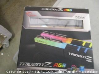 TridentZ G.SKILL DDR4 3600