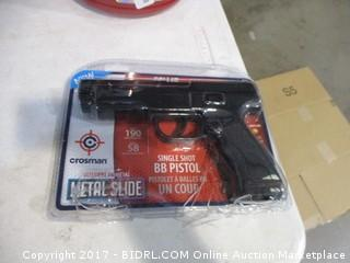 Metal Slide BB Pistol