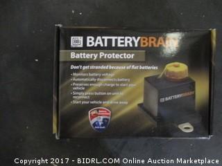 Battery Brain Battery Protector