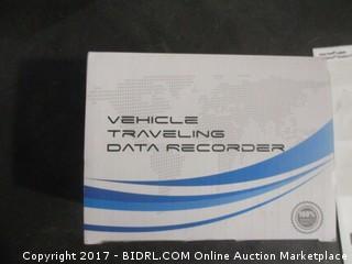 Vehicle Traveling Data Revorder