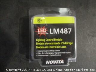 Lighted Control Module