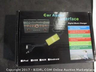 Car Audio Interface