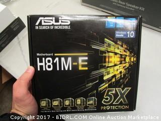 Asus Motherboard H81M- E