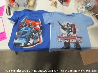 Kids T Shirts Size 4