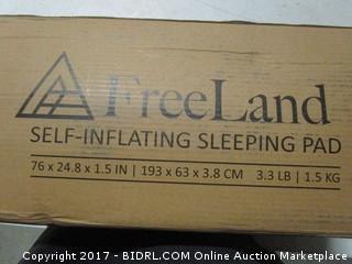 Self Inflating Sleeping Pad