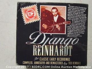 Django Reinhardt CDs